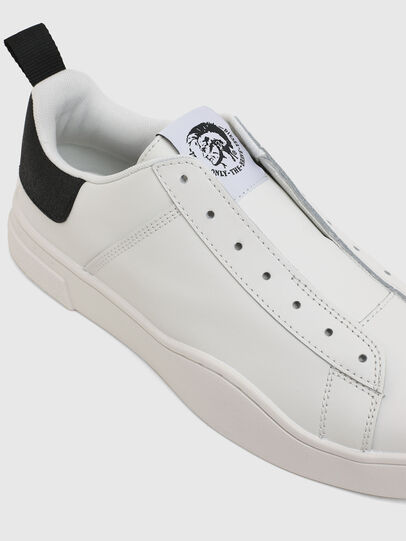 Diesel - S-CLEVER SO, Weiß/Schwarz - Sneakers - Image 4