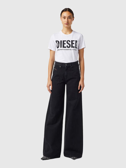 Diesel - D-Akemi Z09RL, Schwarz/Dunkelgrau - Jeans - Image 5