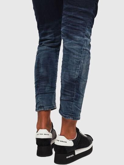 Diesel - Fayza JoggJeans 069KC, Dunkelblau - Jeans - Image 3