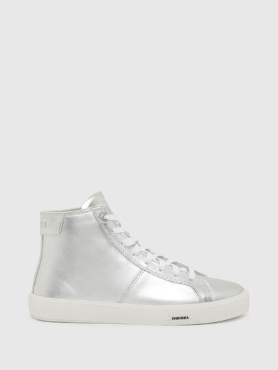 Diesel - S-MYDORI MC W, Silber - Sneakers - Image 1