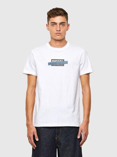 Diesel - T-DIEGOS-X40, Weiß - T-Shirts - Image 1
