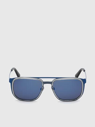 Diesel - DL0294, Blau - Sonnenbrille - Image 1