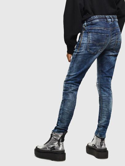 Diesel - Krailey JoggJeans 069AA, Dunkelblau - Jeans - Image 2