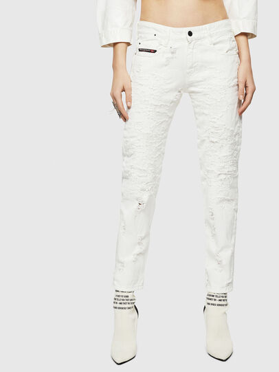 Diesel - D-Rifty 069GY, Weiß - Jeans - Image 1