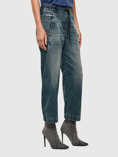 Diesel - Krailey JoggJeans® 069YG, Mittelblau - Jeans - Image 3