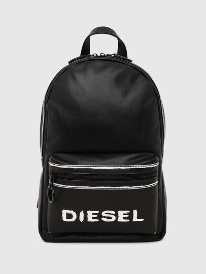 Diesel - ESTE, Schwarz/Weiß - Rucksäcke - Image 1