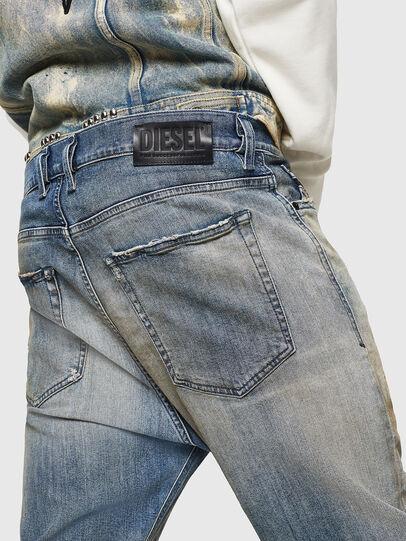 Diesel - D-Vider 084AQ, Hellblau - Jeans - Image 5