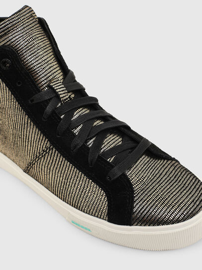 Diesel - S-MYDORI MC W, Grau/Schwarz - Sneakers - Image 5