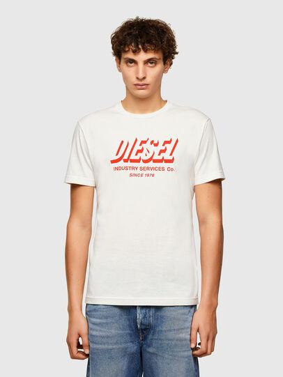 Diesel - T-DIEGOS-A5, Weiß - T-Shirts - Image 1