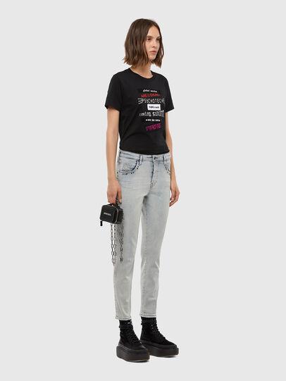 Diesel - Babhila 009JL, Hellblau - Jeans - Image 5