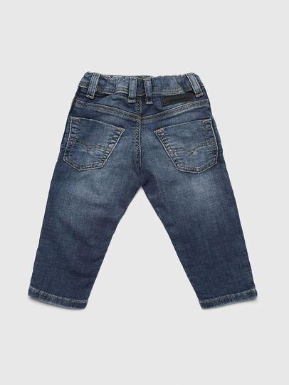Diesel - KROOLEY JOGGJEANS-B-N, Mittelblau - Jeans - Image 2