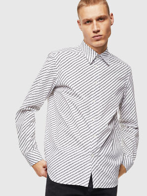 S-PENN-COPY, Weiß - Hemden