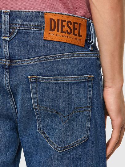 Diesel - Larkee 09A80, Mittelblau - Jeans - Image 3