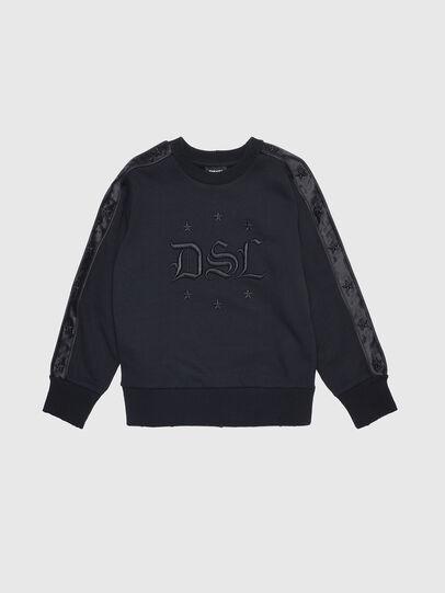 Diesel - SBAYRR, Schwarz - Sweatshirts - Image 1