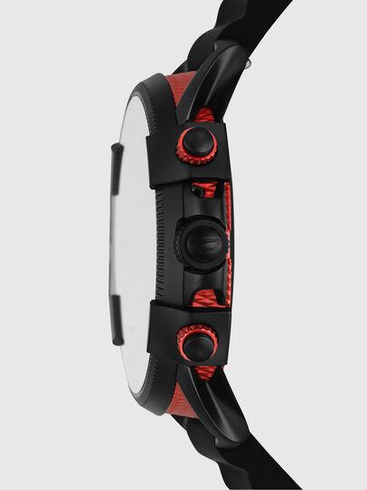 Diesel - DT2010, Schwarz - Smartwatches - Image 3