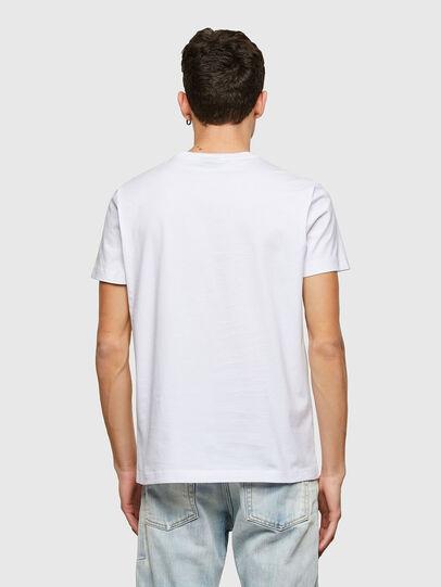 Diesel - T-DIEGOS-LAB, Weiß - T-Shirts - Image 2