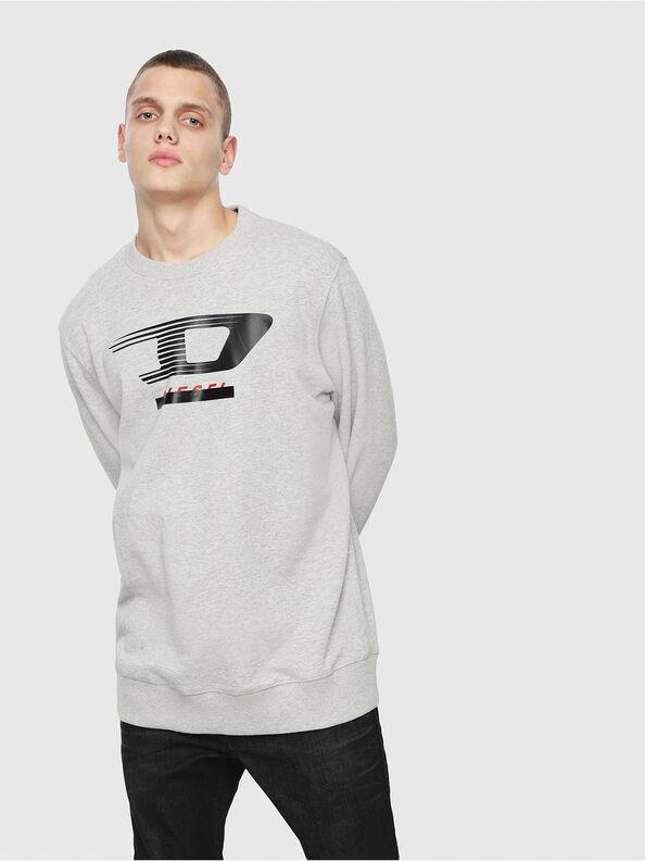 S-GIR-Y4, Hellgrau - Sweatshirts