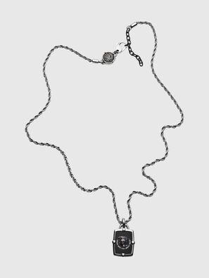 DX1174, Silber/Schwarz - Halsketten