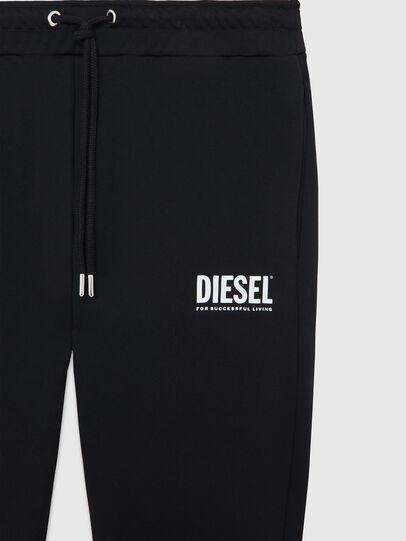 Diesel - P-TARY-LOGO, Schwarz - Hosen - Image 3