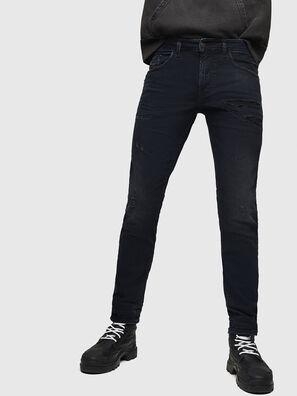 Thommer 069GM, Schwarz/Dunkelgrau - Jeans
