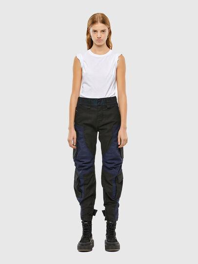 Diesel - D-Kiki JoggJeans® 009KM, Schwarz/Dunkelgrau - Jeans - Image 7