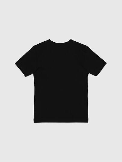 Diesel - TJUSTLOGOB-R, Schwarz - T-Shirts und Tops - Image 2