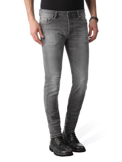 Diesel - Sleenker 0672J,  - Jeans - Image 2