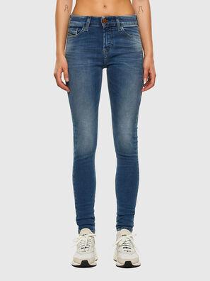 Slandy 084NM, Mittelblau - Jeans