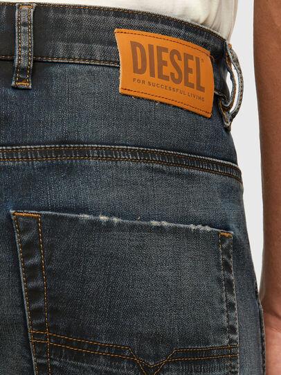 Diesel - KROOLEY JoggJeans® 069NS, Dunkelblau - Jeans - Image 4