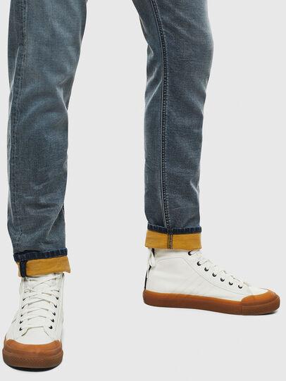 Diesel - Krooley JoggJeans 069LT, Dunkelblau - Jeans - Image 5