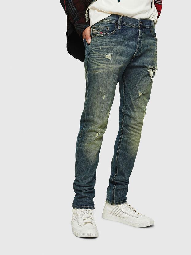 Tepphar CN029, Mittelblau - Jeans