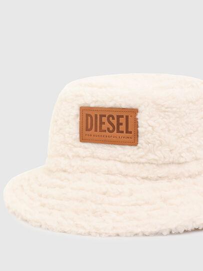 Diesel - C-TEDBUCK, Weiß - Hüte - Image 3
