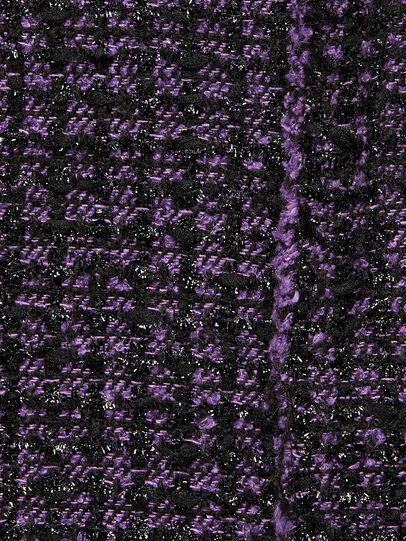 Diesel - O-SAN, Violett/Schwarz - Röcke - Image 5