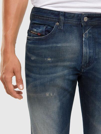 Diesel - Thommer 009FL, Mittelblau - Jeans - Image 3