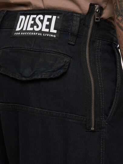 Diesel - D-Luks 009IB, Dunkelblau - Jeans - Image 3