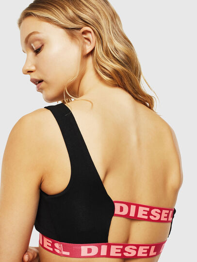Diesel - UFSB-BAKS-L, Schwarz/ Rot - BHs - Image 2