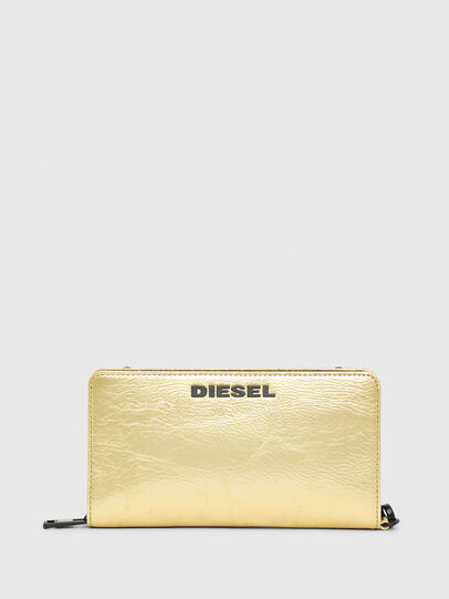 Diesel - GRANATO LCLS, Gold - Portemonnaies Zip-Around - Image 1