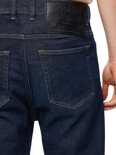 Diesel - D-VIDER JoggJeans® Z69VI, Dunkelblau - Jeans - Image 4