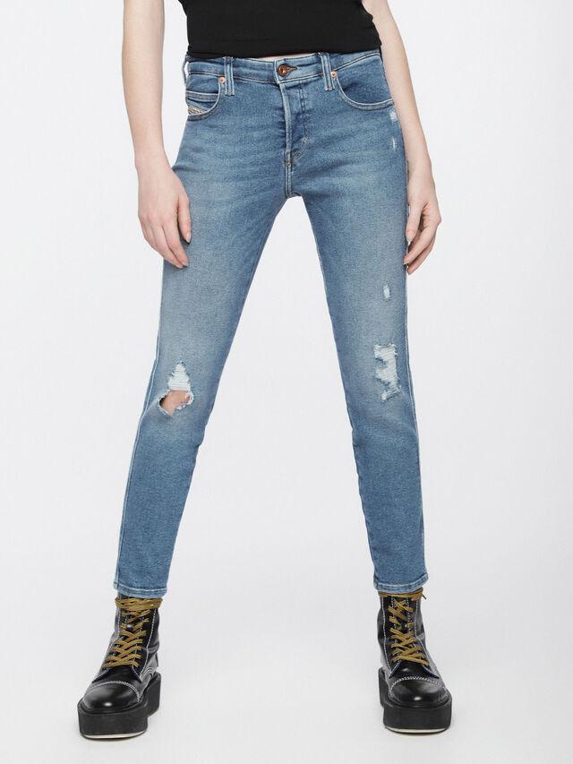 Diesel - Babhila 084WP, Hellblau - Jeans - Image 2