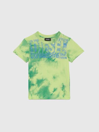 Diesel - TIMMYB-R, Grün - T-Shirts und Tops - Image 1