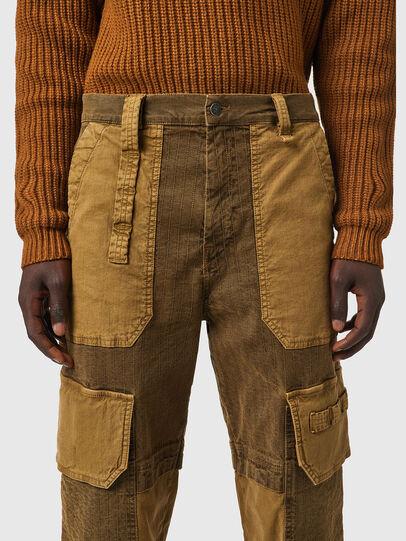 Diesel - D-Multy JoggJeans® 0AFAE, Braun - Jeans - Image 3