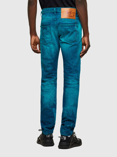 Diesel - D-Kras 009VK, Azurblau - Jeans - Image 2