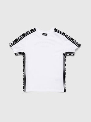 TJUSTRACE, Weiß/Schwarz - T-Shirts und Tops