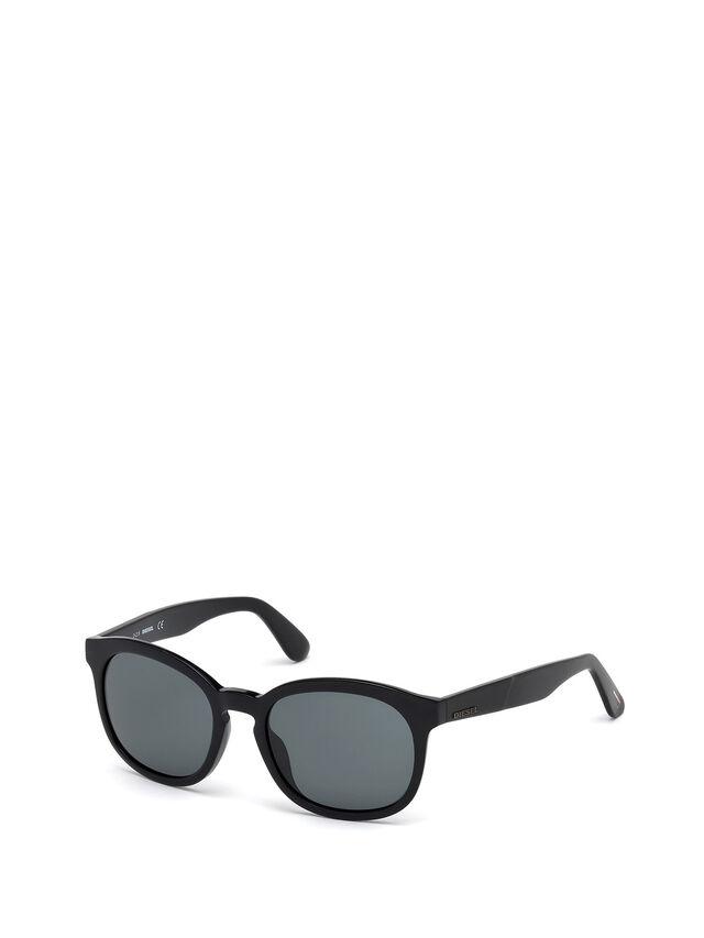 Diesel - DM0190, Schwarz - Sonnenbrille - Image 4