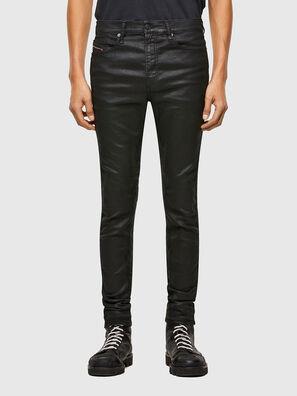 D-Reeft JoggJeans 069TE, Schwarz/Dunkelgrau - Jeans