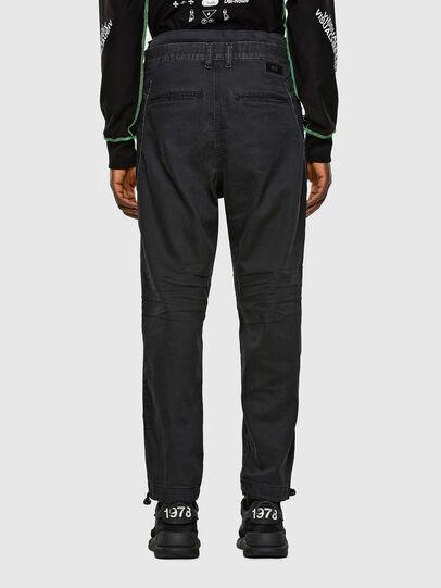 Diesel - D-Skint JoggJeans 069PC, Schwarz/Dunkelgrau - Jeans - Image 2