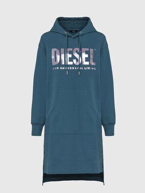 D-ILSE-T, Wassergrün - Kleider