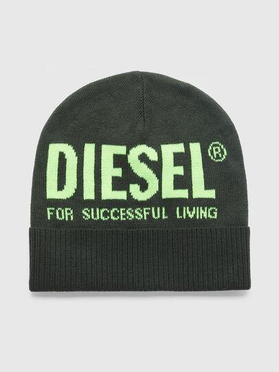 Diesel - K-BECKY-C, Armeegrün - Mützen - Image 1