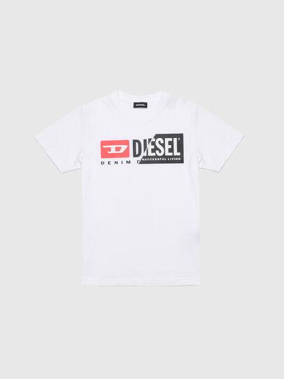 Diesel - TDIEGOCUTY, Weiß - T-Shirts und Tops - Image 1