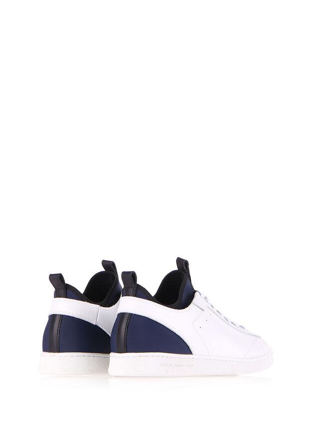 Diesel - S18ZERO, Weiß - Sneakers - Image 3